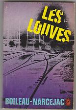 Les Louves . Boileau-Narcejac. POCHE policier N°2275 . 1970