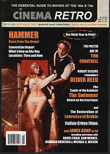 CINEMA RETRO SEASON 9 ISSUES 25, 26 & 27: FREE SHIP USA AND CANADA!
