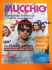 Rivista MUCCHIO SELVAGGIO 311/1998 Lo-Fidelity Allstars Blend Todd Haynes No cd