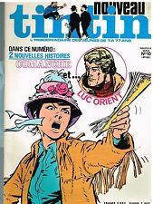 B15-Nouveau Tintin N°10 Tintin les Picaros,Comanche,Luc Orient