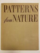 Patterns From Nature Photographs by Horst 1946 1st Ed Horst P Horst JJ  Augustin