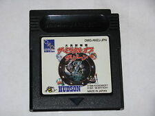 The Miracle of the Zone Game Boy Color GBC Japan cartridge only