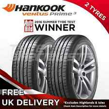 2x NEW 225 45 17 HANKOOK VENTUS PRIME 3 K125 94W (2 TYRES) 225/54R17 A' WET GRIP