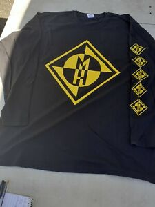 Machine Head. Long sleeved shirt in size Large. 100% official.