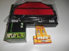 PACK KIT REVISION FILTRE AIR HUILE BOUGIE SUZUKI GSR 600 2006 à 2012