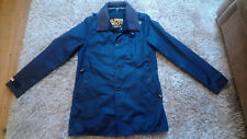Superdry Mens Jermyn Street Wax Jacket XL - Great Overall Condition