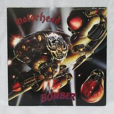 "MOTORHEAD ""BOMBER"" LP Vinyl Pressing Japan No OBI"