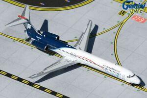 GEMINI JETS (GJAMX1434) AEROMEXICO MD-83 1:400 SCALE DIECAST METAL MODEL