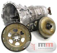 Jaguar XK 4,2 V8 X150 QQ6 Automatikgetriebe Getriebe 6W83-7000-BC