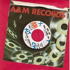 Waylon Jennings: SING the GIRL A SONG,BILL/The Race is On C&W promo W-L vinyl 45