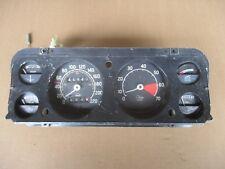 Ford Capri MK1 MK1a Tacho Tachometer 220km/h Kombiinstrument Drehzahlmesser