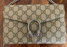 Gucci Wallet On Chain GG Supreme dionysus Tasche Bag