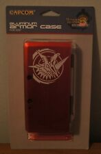 New! Monster Hunter 3 Ultimate Limited Edition Aluminum Red 3DS Case by Capcom