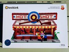 Bricklink Celebrating 60 years of the Lego brick Hot Shot Carnival new sealed