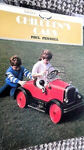 SHIRE ALBUM #178: CHILDREN'S CARS / Paul Pennell (1986)