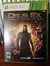 Deus Ex: Human Revolution - Xbox 360 - Disc Only - Tested - Fast!