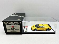 1:43..Make Up Eidolon--EM321F Lamborghini Diablo GT 1999 Pearl yellow/ 5 B 342