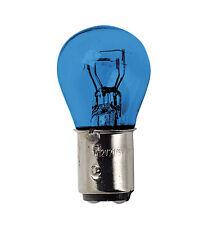 58317 12V Lampada 2 filamenti Blu Xe P21/5W 21/5W BAY15d 2 pz D/Blister 1pz