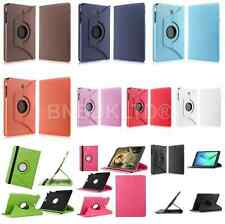 360 ° Rotating Case Leather Stand Cover For Various Samsung Galaxy Tablets