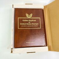 Postal Commemorative Society 22kt Golden Replicas Of The United States Stamps