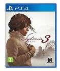 Syberia 3 (PS4) PLAYSTATION 4 BRAND NEW SEALED NEW
