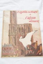L'ASSIETTE AU BEURRE DE L'ALSACE LORRAINE 1911 D'OSTOYA N°527