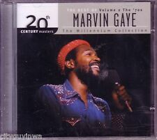 Best of MARVIN GAYE 20th Century Masters Millennium Collection Volume 2 the 70s