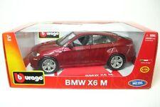 BMW X6 M (rosso)