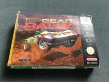 Top Gear: Rally Nintendo 64