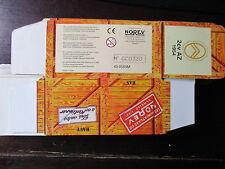 BOITE VIDE NOREV  CITROEN 2CV AZ 1954 EMPTY BOX CAJA VACCIA