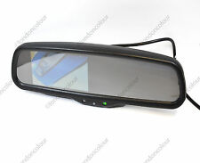 4.3 Inch Car Rear View Mirror Digital TFT LED Colour Monitor BMW Porsche