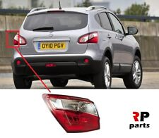 FOR NISSAN QASHQAI 10-14 NEW REAR TAIL LIGHT LAMP OUTSIDE LEFT N/S LHD=RHD