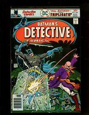 "DETECTIVE COMICS #462 (7.5)  ""Kill Batman in Triplicate""~1ST APP JEROME COURTNEY"