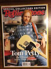 Rare!!! Tom Petty Rolling Stone Magazine: 2014 Special Collectors Edition
