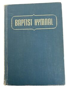 Baptist Hymnal 1956 Hardcover - Convention Press Edited by Walter Hines Sims