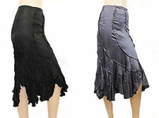 Casual Fishtail Skirts Plus Size for Women