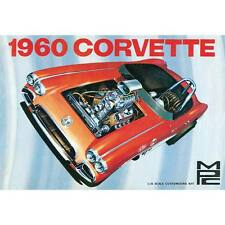 MPC 830 1960 Chevrolet Corvette 6 in 1 stock, street custom, drag model kit 1/25