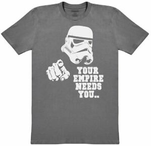 Your Empire Needs You... - Mens T-Shirt