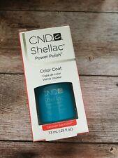 CND Shellac Cerulean Sea 100% Original Made in USA Kit Set Top