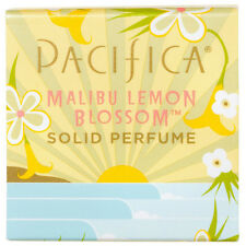 Pacifica Malibu Lemon Blossom Solid Perfume 10g
