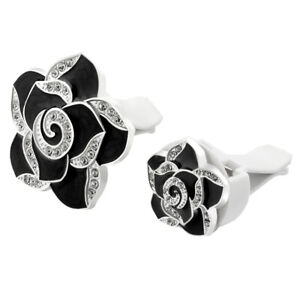 Decoration Cute Accessories Aromatherapy Bling Car Clips Rose Car Air Vent Clip