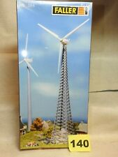 "FALLER HO SCALE #381 ""NORDEX"" MOTORIZED WIND GENERATOR KIT NEW"