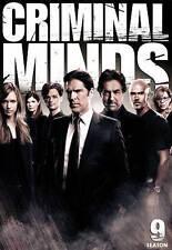 Criminal Minds ~ Complete 9th Ninth Season 9 Nine ~ BRAND NEW 6-DISC DVD SET