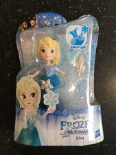 Elsa Hasbro Disney Frozen Little Kingdom Mini Doll Toy. BNIB