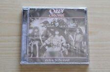OZZY OSBOURNE - NO REST FOR THE WICKED - CD SIGILLATO (SEALED)