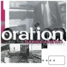 FUNERAL ORATION-BELIEVER VINYL LP NEW