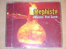 RARE CD MAXI 3 TITRES / MEPHISTO / WAITIN' FOR LOVE / NEUF SOUS CELLO