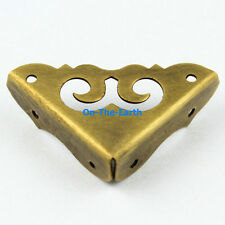 8 Pieces 31mm Antique Brass Jewelry Box Corner Gift Box Corner Protector