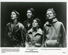 STEVEN SPIELBERG E.T. L'EXTRA TERRESTRE 1979 VINTAGE PHOTO ARGENTIQUE N°4