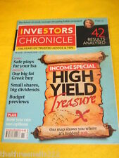 INVESTORS CHRONICLE - TEENAGE SHOPPING HABITS - MARCH 19 2010